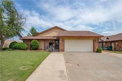 Oklahoma City Single Family Home For Sale: 1012 Pruitt Drive