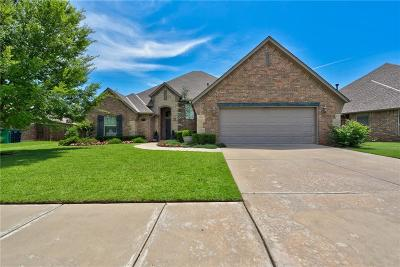 Edmond OK Single Family Home For Sale: $349,900