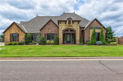 Mustang Single Family Home Pending: 1117 W Flowering Peach Way
