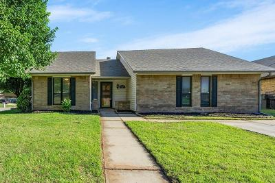 Oklahoma City Single Family Home For Sale: 6729 Talbot Canyon Road