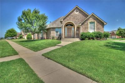 Edmond Single Family Home For Sale: 6005 NW 151st Street