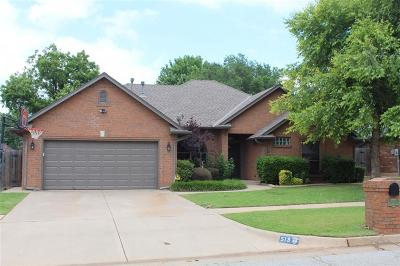 Edmond Single Family Home For Sale: 513 NW 143rd Street