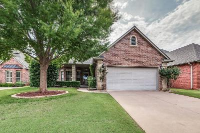 Oklahoma City Single Family Home For Sale: 12312 St Lukes Lane
