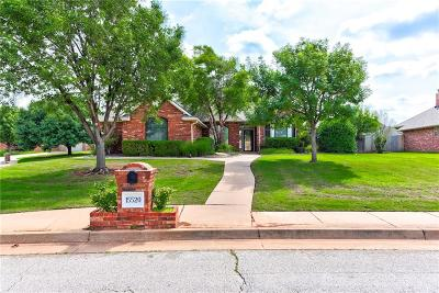 Edmond Single Family Home For Sale: 15520 Sugar Loaf Drive