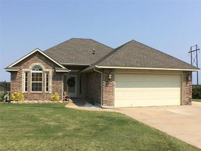Guthrie Single Family Home For Sale: 11468 Stonecrest
