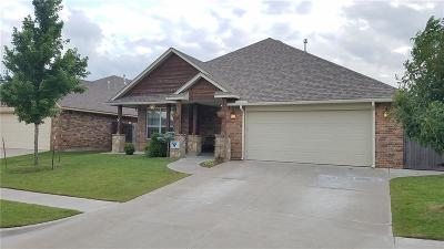 Oklahoma City Single Family Home For Sale: 14517 Harli Lane