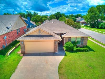 Norman Single Family Home For Sale: 2904 Line Drive