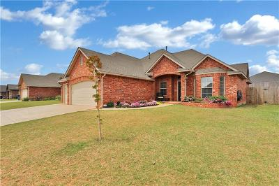 Choctaw Single Family Home For Sale: 2109 Mill Creek Way