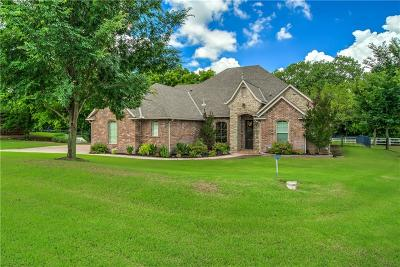 Edmond Single Family Home For Sale: 6675 Stone Valley Drive