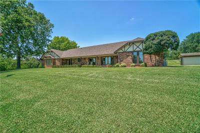Oklahoma City Single Family Home For Sale: 7200 S Fields Street