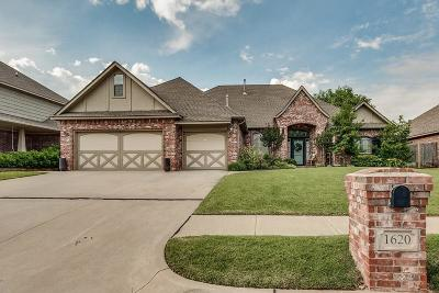 Edmond Single Family Home For Sale: 1620 NW 184th Street