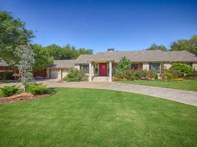 Nichols Hills OK Single Family Home For Sale: $749,000