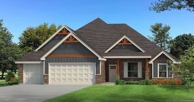 Edmond Single Family Home For Sale: 3124 Hunter Crest Drive