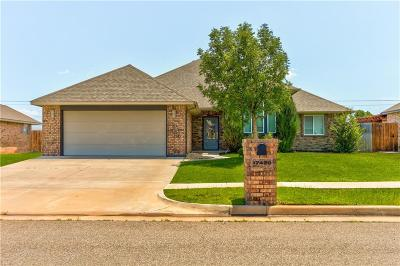 Single Family Home For Sale: 17420 White Hawk Drive