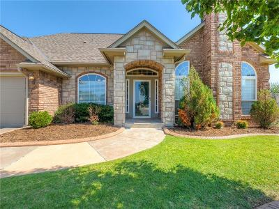 Edmond Single Family Home For Sale: 2501 NW 153rd Street