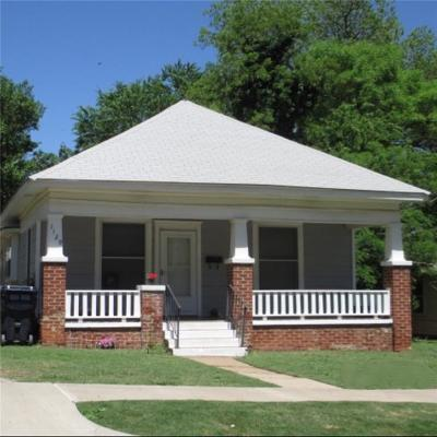 Oklahoma City Single Family Home For Sale: 1129 NW 9th Street