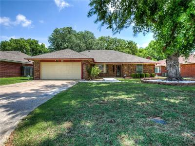 Oklahoma City Single Family Home For Sale: 5508 Ryan Drive