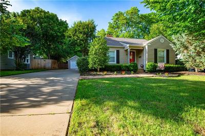 Norman Single Family Home For Sale: 517 E Brooks Street