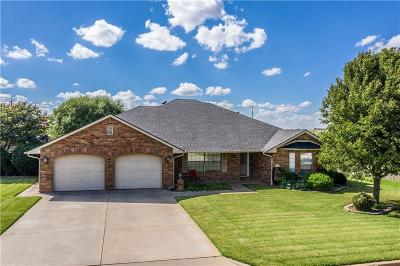 Weatherford Single Family Home For Sale: 1821 Debra