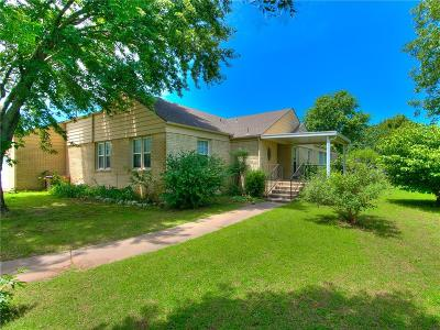 Oklahoma City Single Family Home For Sale: 7900 SW 104th Street