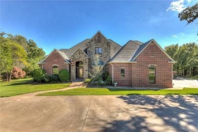 Edmond Single Family Home For Sale: 5900 Megans Way