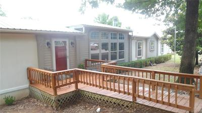Lincoln County Single Family Home For Sale: 970392 S Hidden Canyon Court