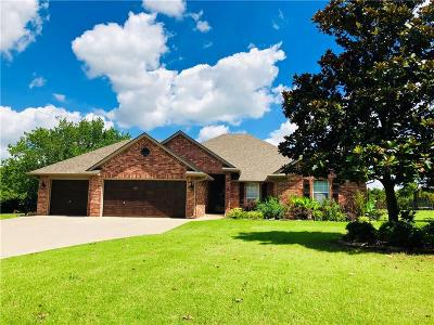 Tuttle Single Family Home For Sale: 7906 Blue Spruce Ln