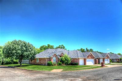 Oklahoma City Single Family Home For Sale: 12420 Kingsridge Terrace