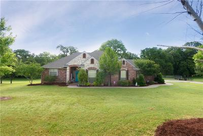 Blanchard Single Family Home For Sale: 22814 Crosstimbers Drive
