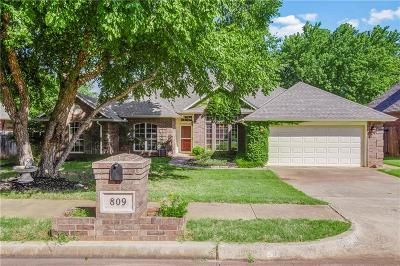 Edmond OK Single Family Home For Sale: $224,999