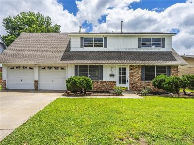 Moore Single Family Home For Sale: 712 Penn Lane