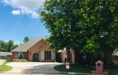 Oklahoma City Single Family Home For Sale: 2500 SW 123rd Place
