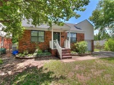 Oklahoma City Single Family Home For Sale: 2644 NW 35th Street