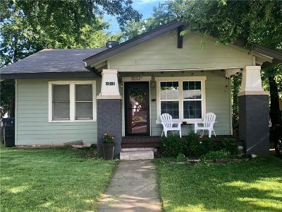 Oklahoma City Single Family Home For Sale: 1012 NW 31st Street