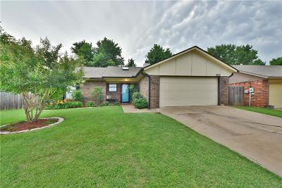 Edmond Single Family Home For Sale: 2913 Greenfield Drive
