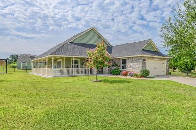Shawnee Single Family Home For Sale: 31903 Lake Road