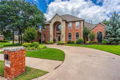 Single Family Home For Sale: 1816 Rising Star Lane