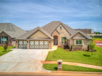 Edmond Single Family Home For Sale: 2013 NW 199th Street