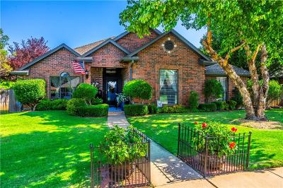 Edmond Single Family Home For Sale: 801 NW 142nd Street