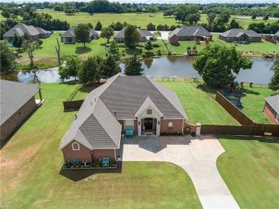 Newcastle Single Family Home For Sale: 593 Eagle Lake Lane