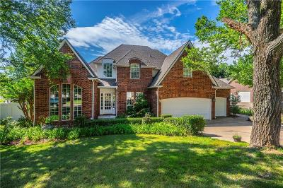Edmond Single Family Home For Sale: 2632 Grand National Drive