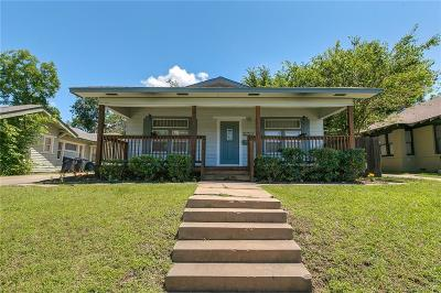 Oklahoma City Single Family Home For Sale: 1512 NW 22nd Street