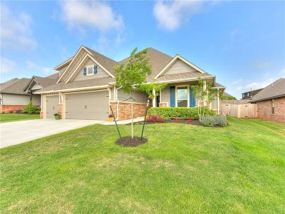 Edmond Single Family Home For Sale: 5001 Crater Lake Drive
