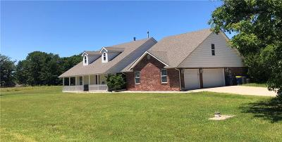 Choctaw Single Family Home For Sale: 16603 Railhead Drive