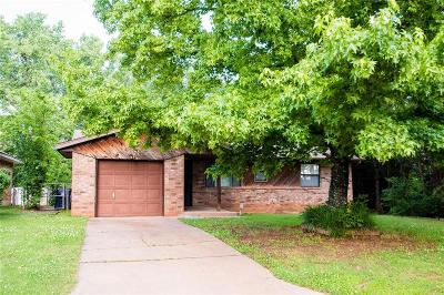 Noble Single Family Home For Sale: 301 Crest Lane