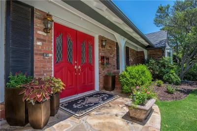 Oklahoma City Single Family Home For Sale: 1617 Norwood Place