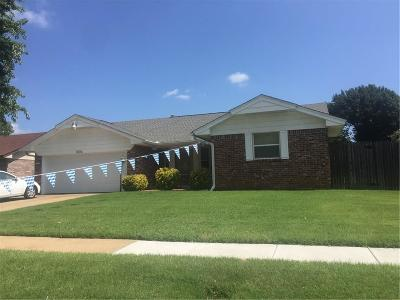 Norman Single Family Home For Sale: 723 Jona Kay Terrace