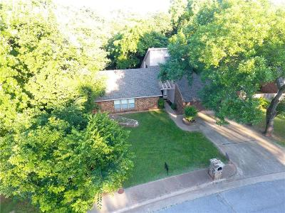 Edmond Single Family Home For Sale: 3800 Smoky Hollow Road
