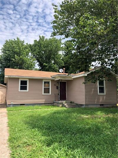 Midwest City Single Family Home For Sale: 315 W Lilac Lane