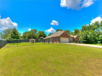 Choctaw Single Family Home For Sale: 2991 S Sandwood Avenue